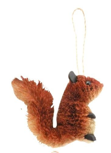 Bristle Animal Decoration - Squirrel 1